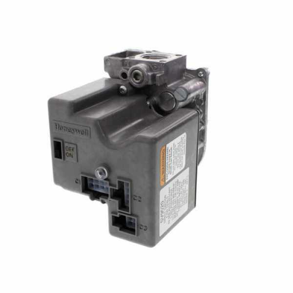 "Honeywell SV9520H8513 1/2"" NPT Direct Hot Surface Ignition SmartValve Control"