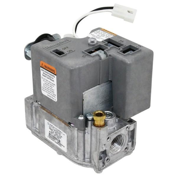 "Honeywell SV9541Q2561 24 Vac, Standard Opening 2-stage Smart Gas Valve (1/2"" NPT x 1/2"" NPT)"