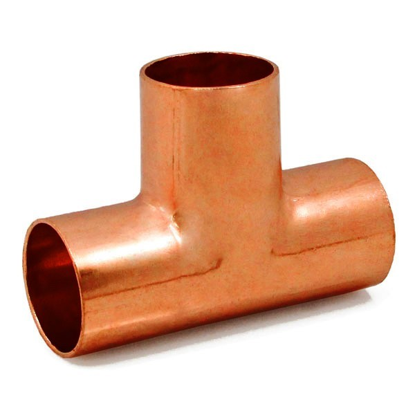 "Everhot T-400 3/4"" Copper Tee Fitting"