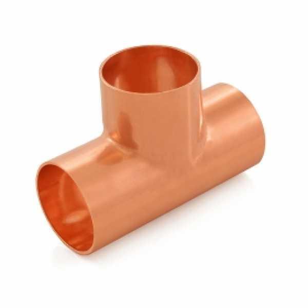 "1-1/2"" Copper Tee"