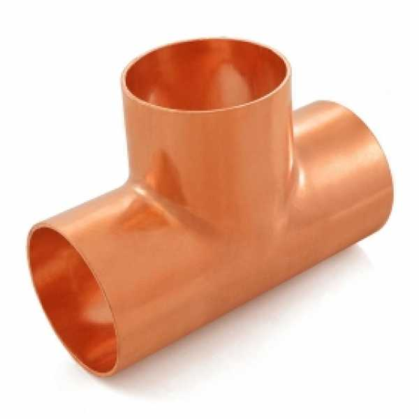 "2"" Copper Tee"