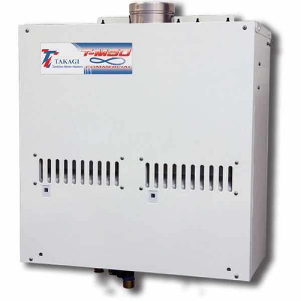 T-M50 Takagi ASME Tankless Water Heater (Propane)