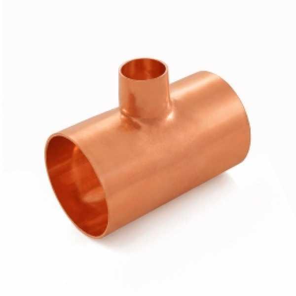 "2"" x 2"" x 3/4"" Copper Tee"