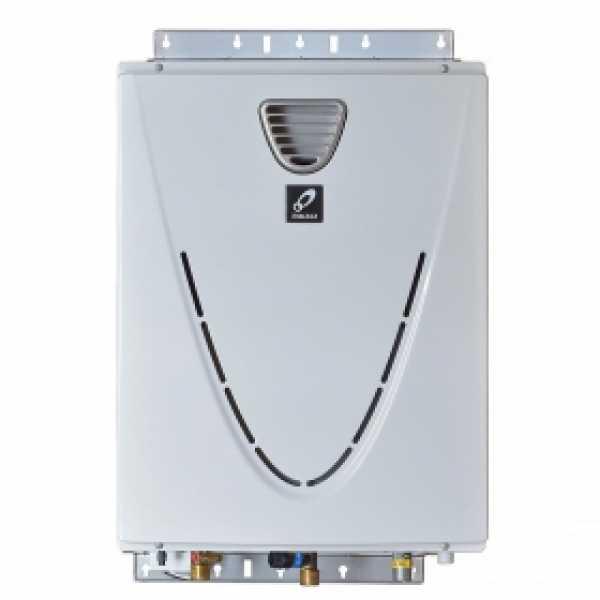 Outdoor Tankless Water Heater, Propane, 160K BTU