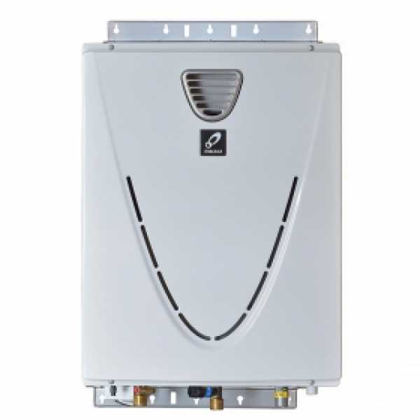 Outdoor Tankless Water Heater, Propane, 180K BTU