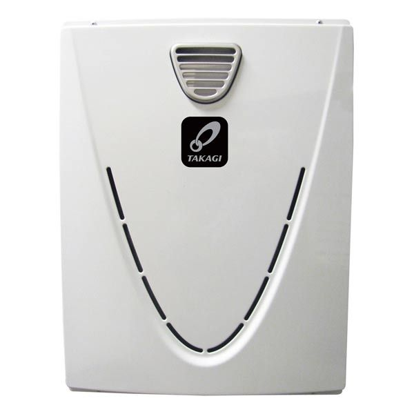 Outdoor Takagi T-H3-OS-LP Tankless Water Heater, Propane, 199K BTU