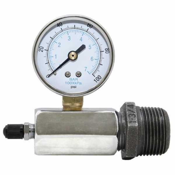 Everhot TESTKIT PEX Tubing System Pressure Test Kit