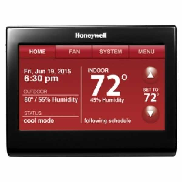 Wi-Fi 9000 Voice Activated Thermostat
