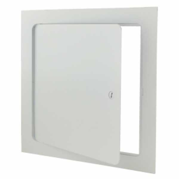 "8"" x 8"" Universal Flush Access Door, Steel (Rounded Corners)"