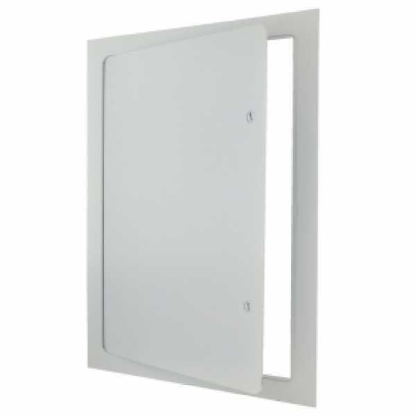 "12"" x 24"" Universal Flush Access Door, Steel (Rounded Corners)"