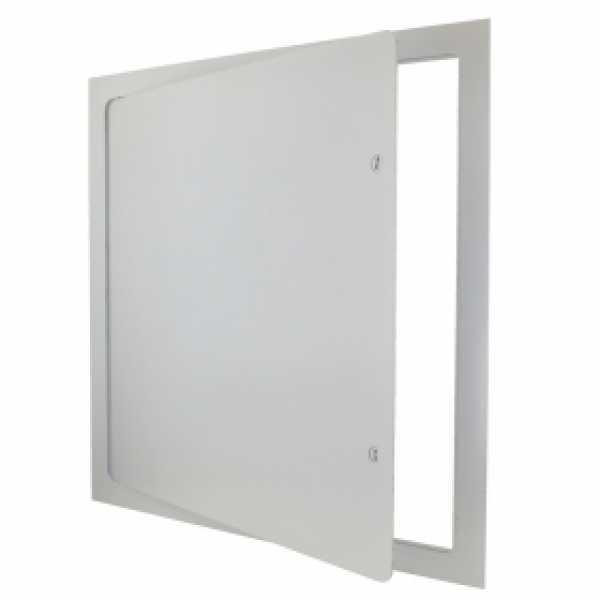 "18"" x 18"" Universal Flush Access Door, Steel (Rounded Corners)"