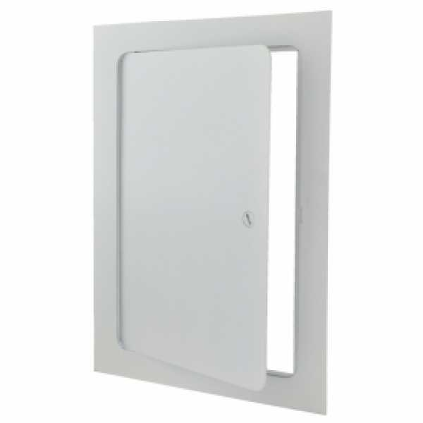 "8"" x 12"" Universal Flush Access Door, Steel (Rounded Corners)"