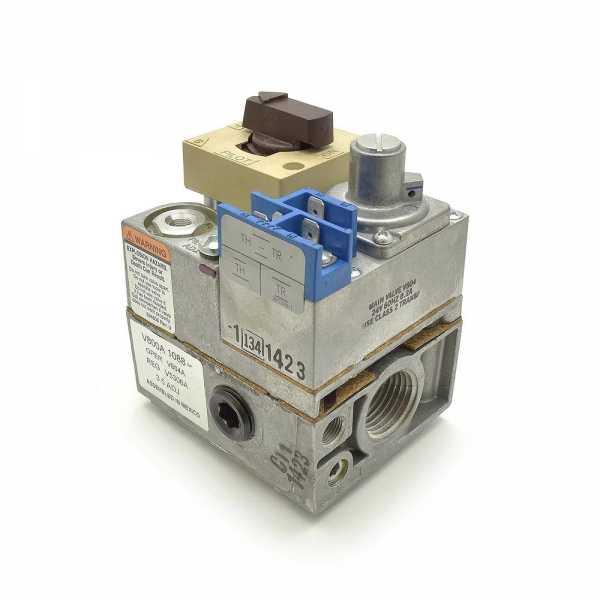 "Honeywell V800A1088 Standard Opening 24 Vac Gas Valve 3/4"" x 3/4"""