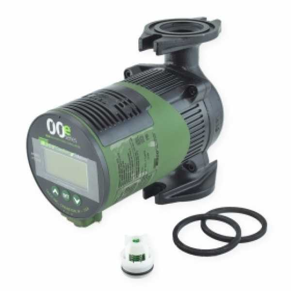 Viridian VT2218 Series Variable Speed High Efficiency Circulator Pump w/ IFC, 120V