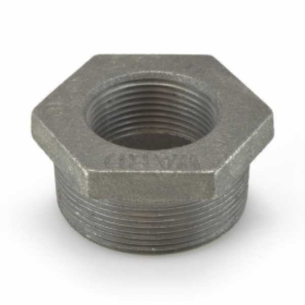 "2"" x 1-1/4"" Black Bushing"