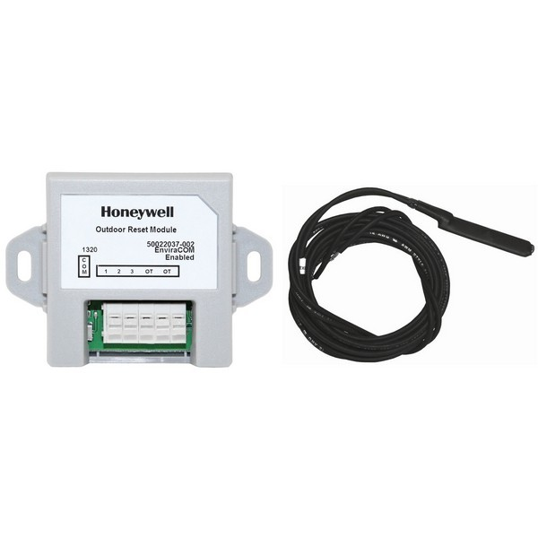 Honeywell W8735S1000 Aquastat, w/ Outdoor sensor & reset module