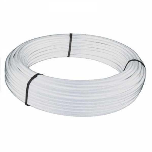"Rifeng NBP1-100W PEX Tubing, 1"" x 100 ft, Non-Barrier, White"