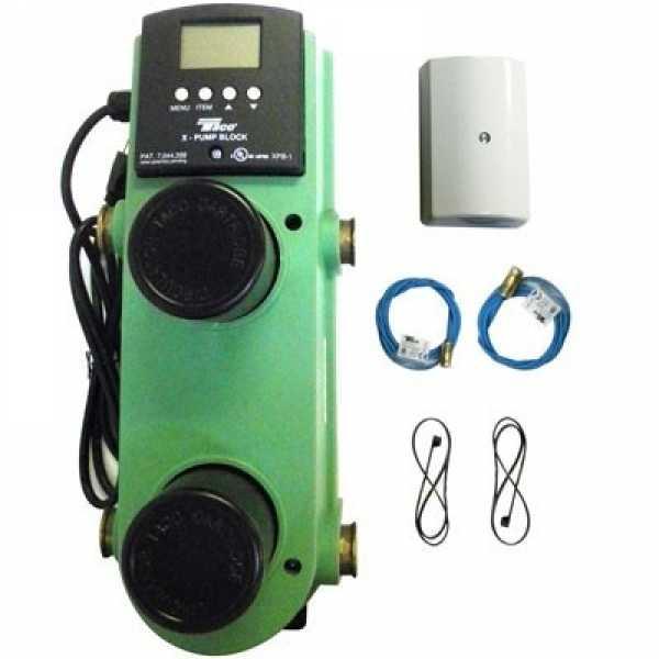 XPB-1 Taco X-Pump Block, 3/4 HP, 115V