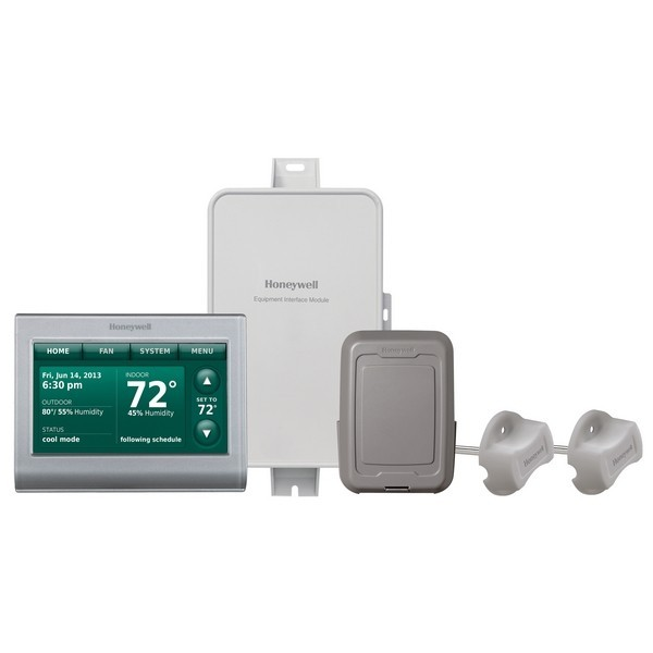 Prestige IAQ Series 7 Day Programmable MultiStage Thermostat YTHX9421R5101SG, Settable Heat: 40 F to 90 F; Cool 50 F to 99F