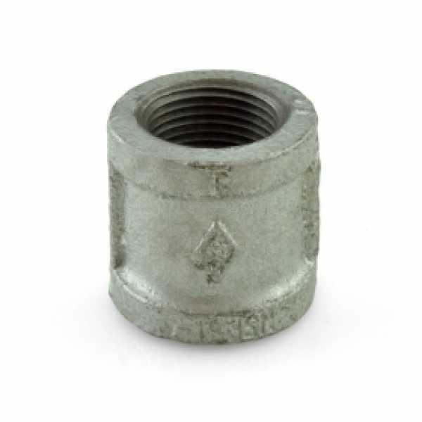 "3/4"" Galvanized Coupling"