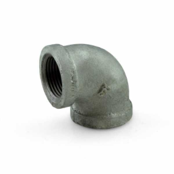 "3/4"" Galvanized 90° Elbow"