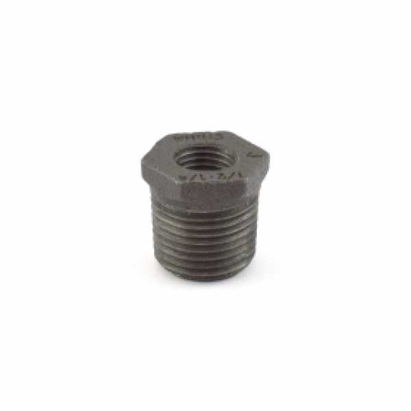 "1/2"" x 1/4"" Black Bushing (Imported)"