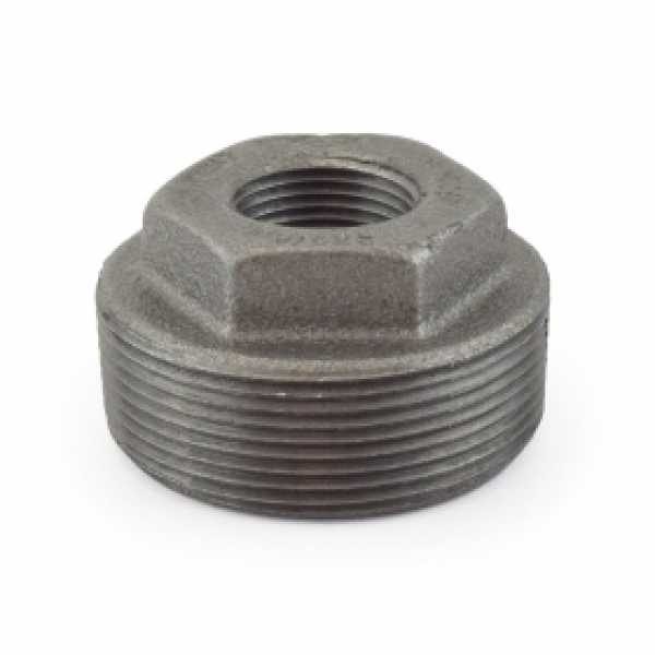 "2"" x 3/4"" Black Bushing (Imported)"